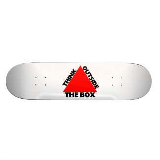 Think Outside The Box With Triangle Skate Decks