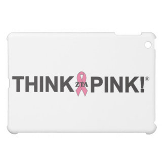 Think Pink iPad Mini Case
