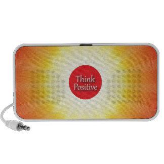 Think Positive Mp3 Speaker