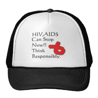 Think Responsibly Cap