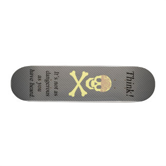 Think Skate Board