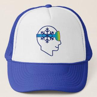 Think Snow Trucker Hat
