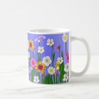 Think Spring Basic White Mug