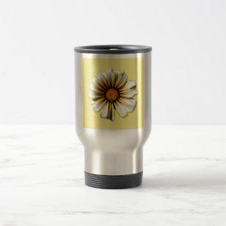 Think Spring Floral Dandelion Stainless Steel Travel Mug