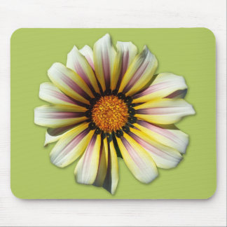 Think Spring Flower Fern Mousepad