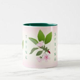 Think Spring Mug
