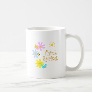Think Spring Mugs