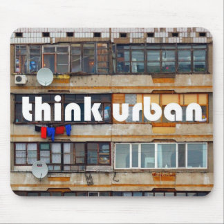think urban mouse pad