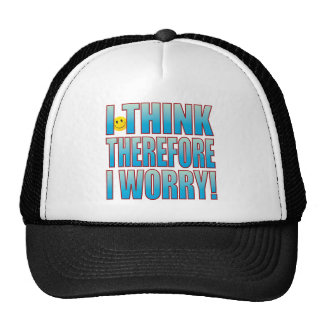 Think Worry Life B Cap