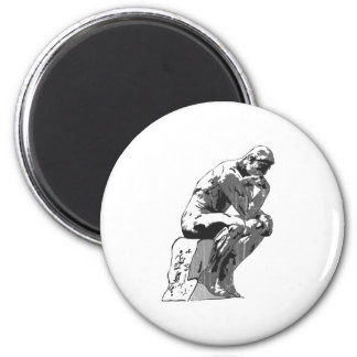 thinker magnets