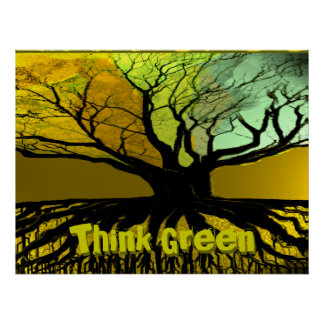 ThinkGreen4, Think Green, Think Green Poster