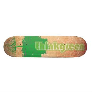 thinkgreen skateboard