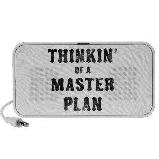 Thinkin of a Master Plan Mini Speakers
