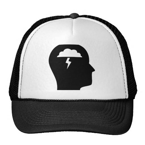 Thinking About Atmospheric Sciences Trucker Hat
