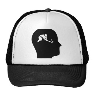 Thinking About Field Hockey Cap