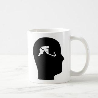 Thinking About Field Hockey Coffee Mug