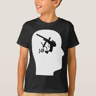Thinking About Paintball T-Shirt
