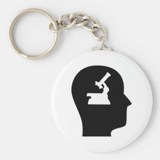 Thinking About Physiology Keychain