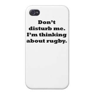 Thinking About Rugby Covers For iPhone 4