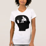 Thinking About Sauna T Shirt