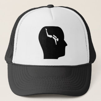 Thinking About Scuba Diving Trucker Hat