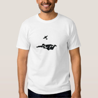Thinking About Skydiving T Shirts