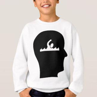 Thinking About Swimming Sweatshirt