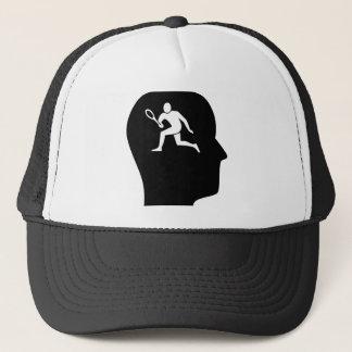 Thinking About Tennis Trucker Hat