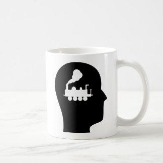 Thinking About Trains Mugs