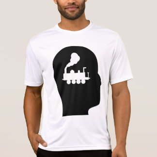 Thinking About Trains T Shirt