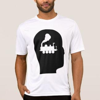 Thinking About Trains Tshirt