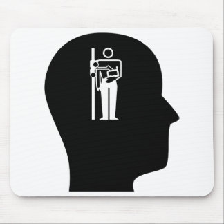 Thinking About X-Ray Mouse Pad