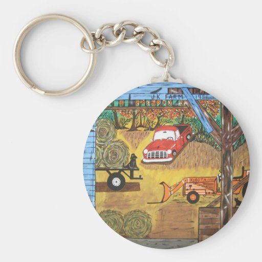 Thinking About You Key Chain