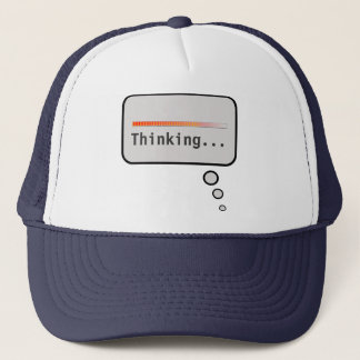 Thinking Bar Think Bubble Hat