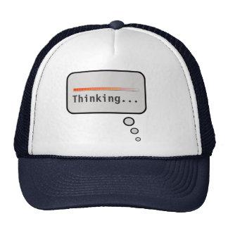 Thinking Bar Think Bubble Hat