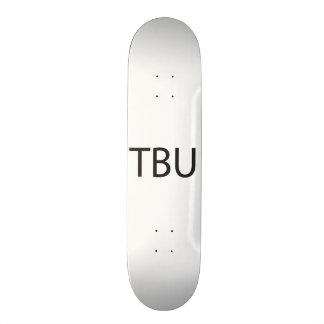 Thinking Bout You ai Skateboard Decks