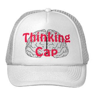 Thinking Cap Trucker Hats