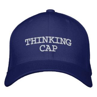 Thinking Cap Custom Baseball Cap