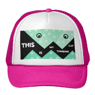 Thinking Cap Holiday Hat (Pink)