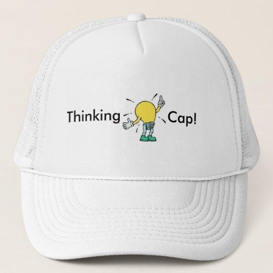 Thinking Cap! Trucker Hat