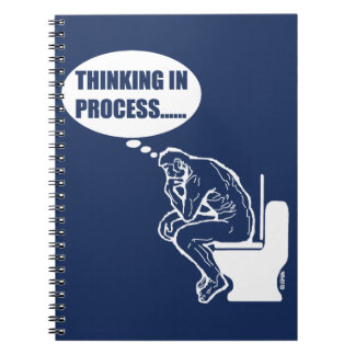 Thinking in process notebook