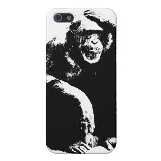 Thinking Monkey iPhone 5/5S Covers