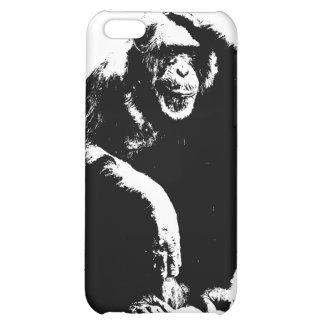 Thinking Monkey iPhone 5C Cases
