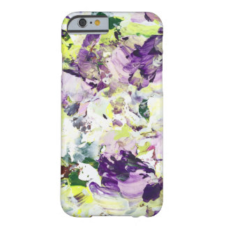 Thinking of Summer Floral iPhone Case