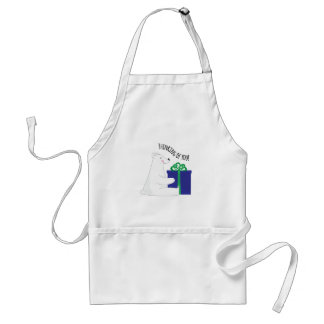 Thinking of You! Aprons