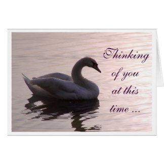 Thinking of you ... card