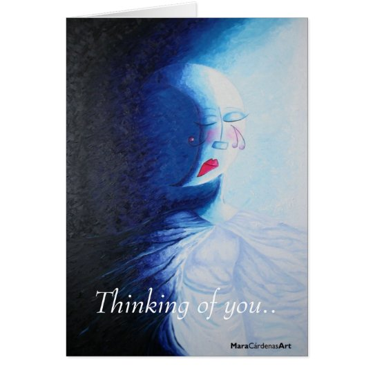 Thinking of you.. card