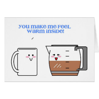 Thinking of You Card - Valentine's Day Card