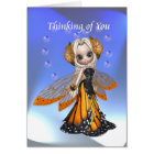 Thinking of You Fairy Card