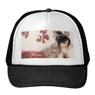 Thinking of you hats